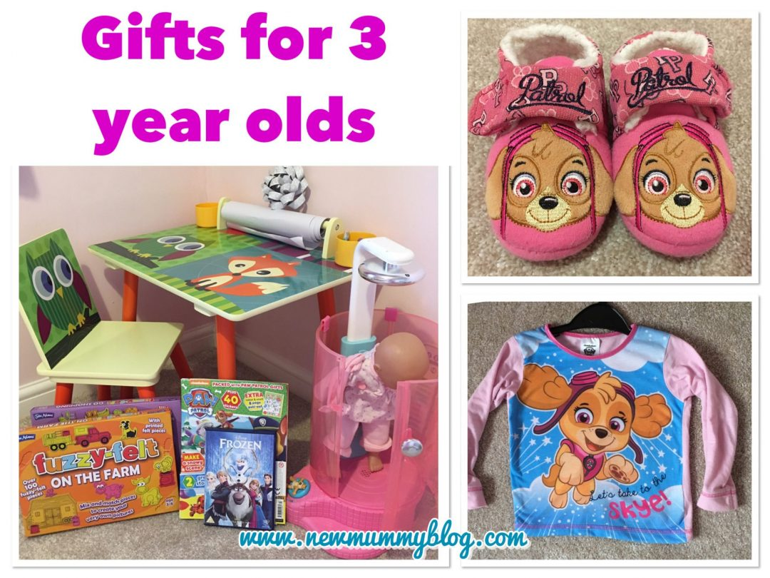 gifts for a 3 year old | toddler h's 3rd birthday & christmas gift
