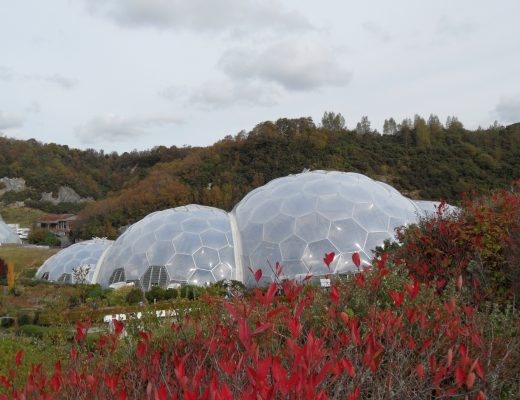 Eden Project Cornwall review - Family friendly holiday things to do in Cornwall with baby