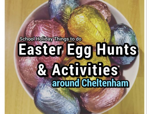 Easter egg hunts in and around Cheltenham Gloucestershire, Worcestershire and Oxfordshire Cotswolds also includes easter holiday activities and days out