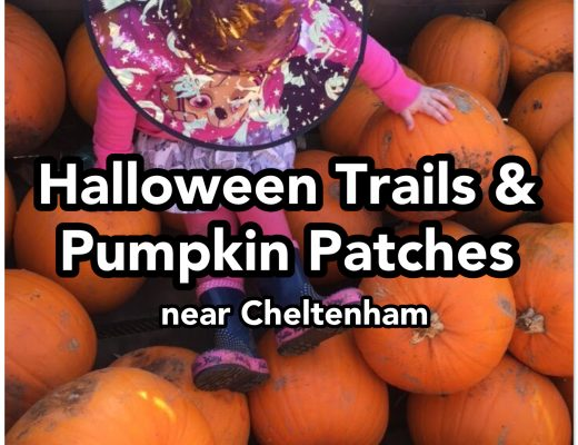 Halloween trails and pumpkin patches Cheltenham Gloucestershire - New Mummy Blog days it with kids