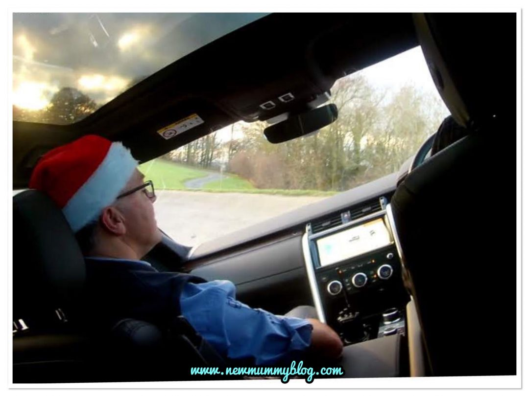 Eastnor Castle offroad driving review