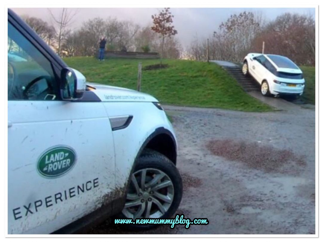 Land Rover Experience off road driving at Eastnor Castle gift day out