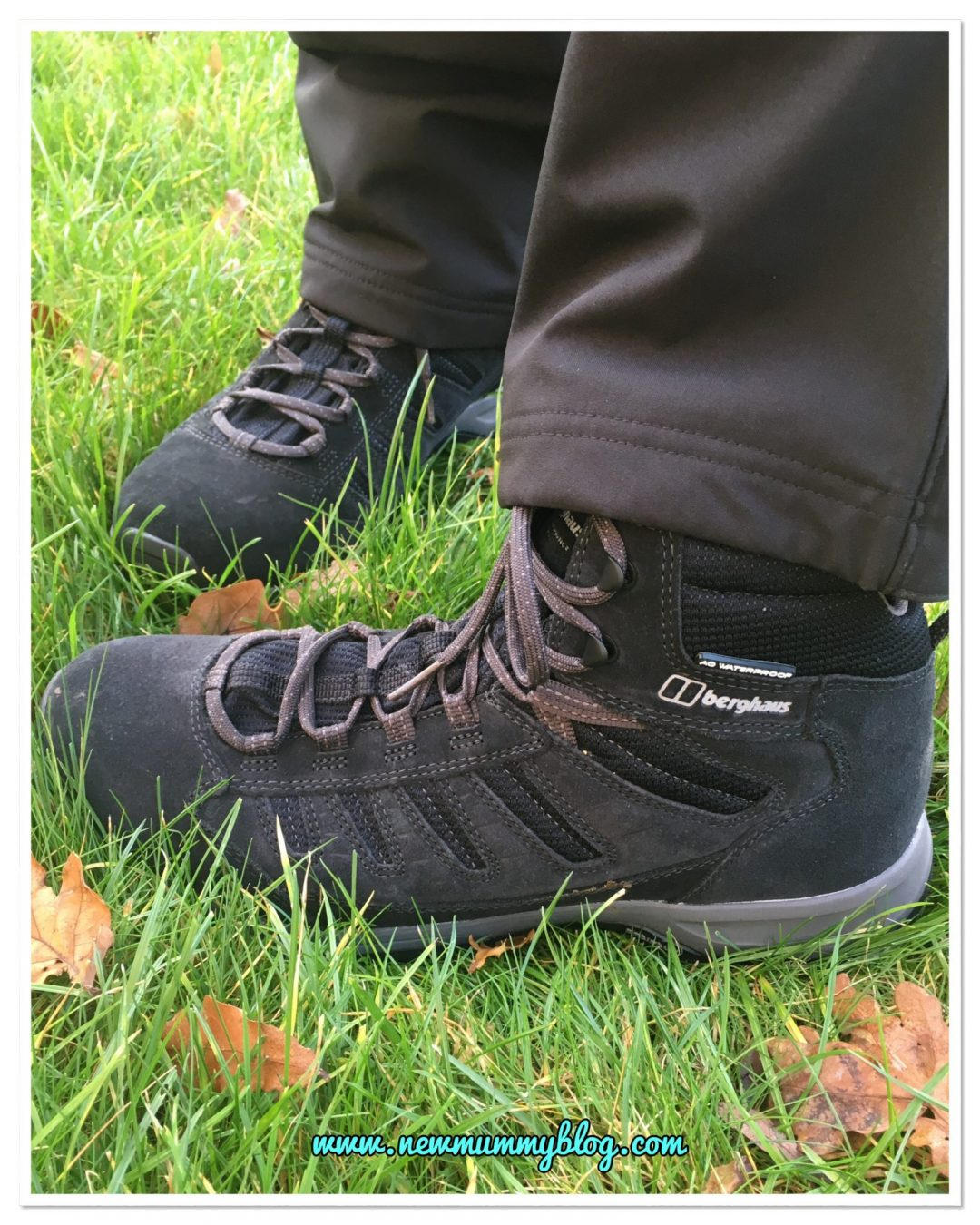 Men's outdoor wear from Blacks - Berghaus men's walking boots review comfy and supportive