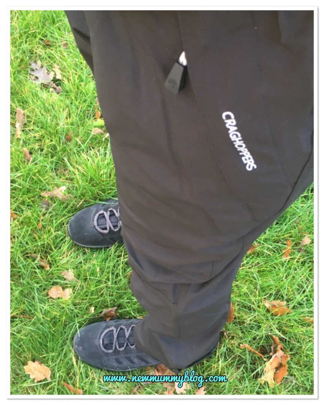 Men's outdoor wear from Blacks - Craghoppers waterproof trousers review