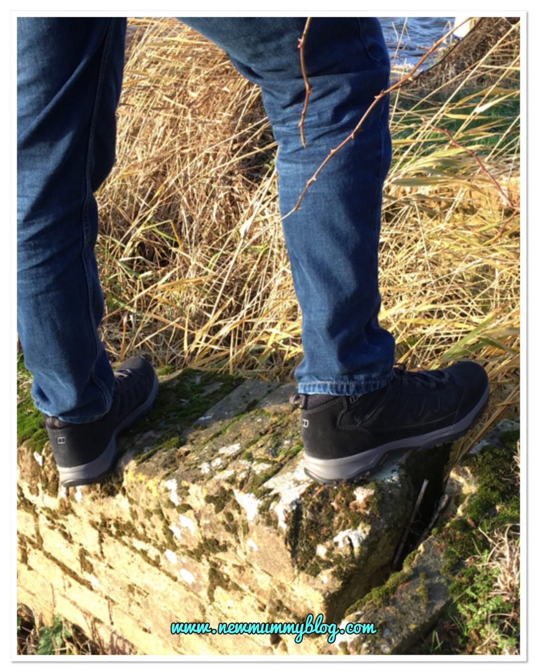 Men's outdoor wear from Blacks - Berghaus walking boots review