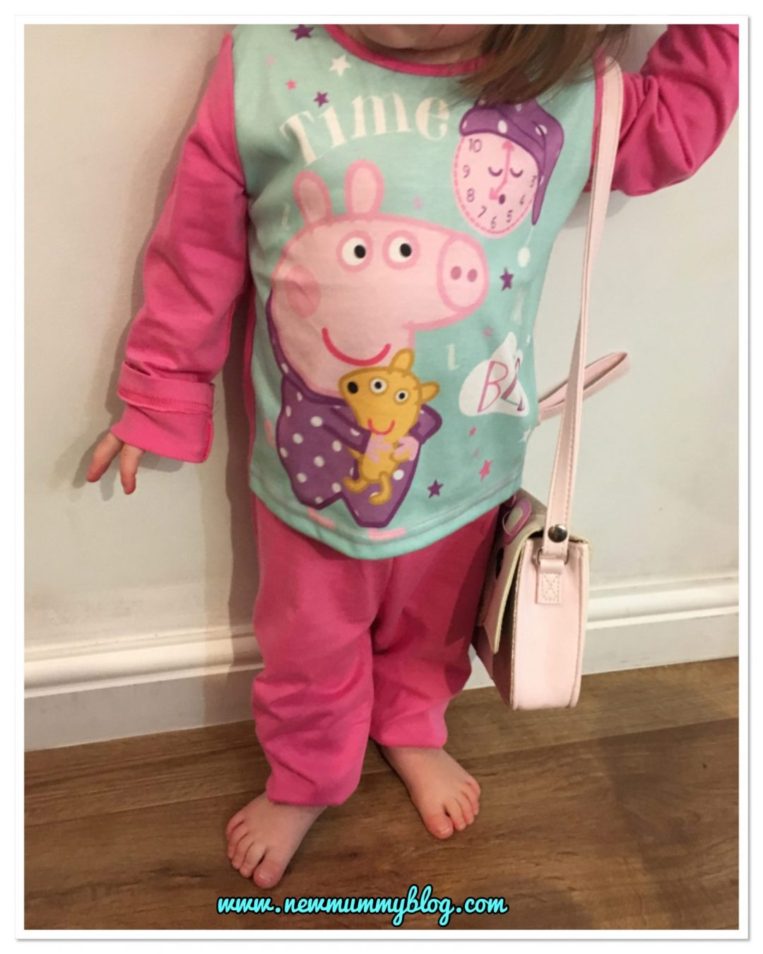 Peppa Pig pyjamas from Pyjama Factory | Review on New Mummy Blog