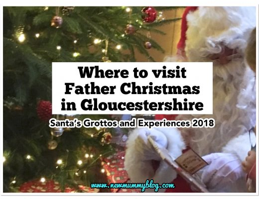 Where to visit Father Christmas in Gloucestershire Santa's Grotto and Experience near Cheltenham, Worcestershire, Herefordshire. Santa Special Train, breakfast afternoon tea with Santa
