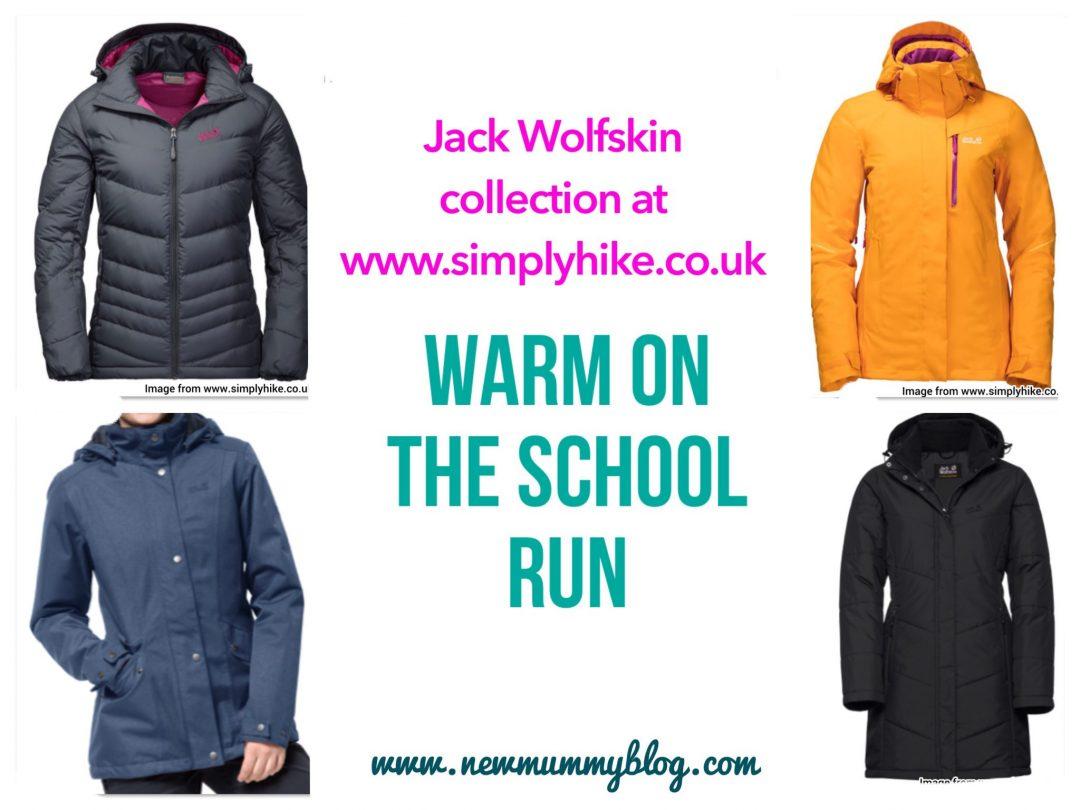 Warm School Family Walks with Jack Wolfskin Simply Hike