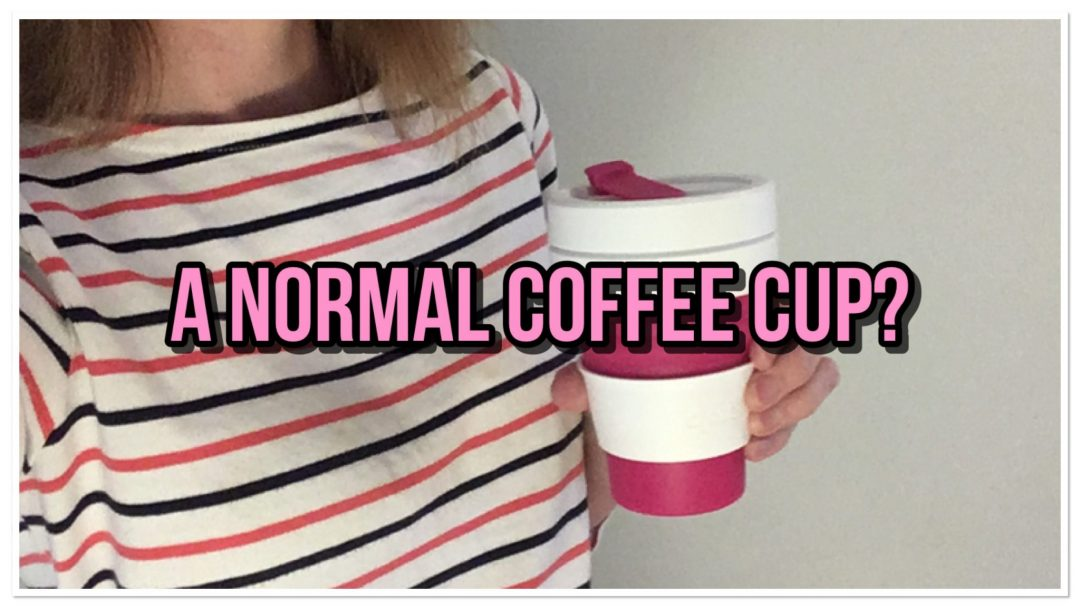 Stojo cup review - how to use a Stojo collapsible cup - great for coffee and tea on the go for sleep deprived mums