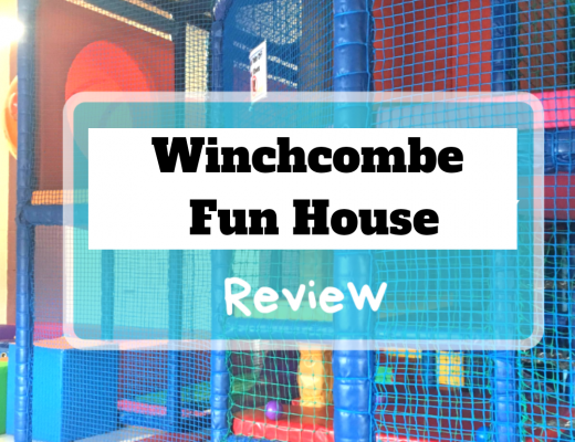Winchcombe Fun House soft play Cheltenham review mummy blogger Gloucestershire days out and family friendly activities for kids
