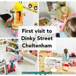 Dinky Street Cheltenham Review - kids role play centre Bishops Cleeve things to do with kids cheltenham
