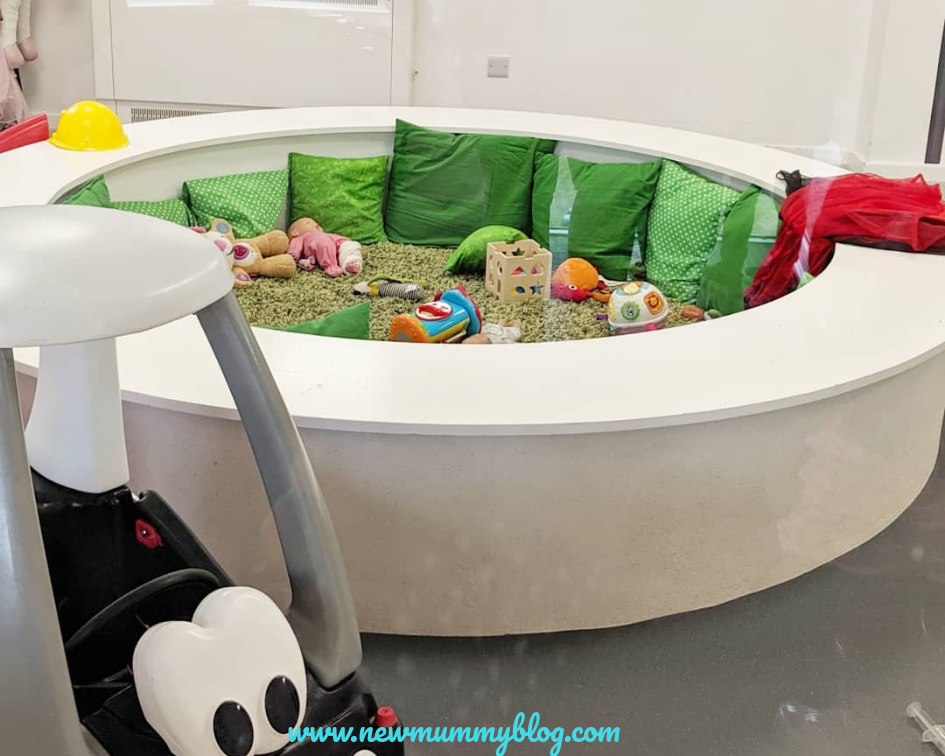 Dinky Street Cheltenham review Bishops Cleeve Gloucestershire kids role play centre babies updated June 2019