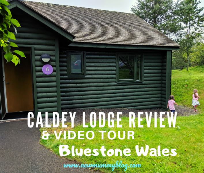 Caldey lodge Bluestone Wales review and video tour family holiday Pembrokeshire 2 bedroom child friendly