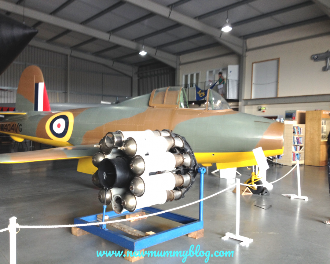 The Jet Age Museum Gloucestershire free things to do with kids Cheltenham - free days out with the kids