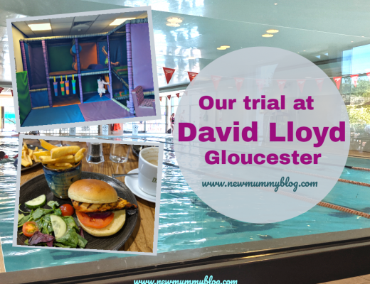David Lloyd Gloucester gym trial review family friendly soft play crèche