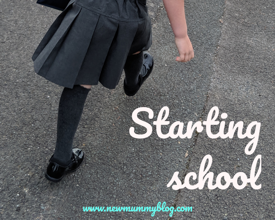 Starting school tips mummy blogger Gloucestershire mummy of two with toddler too