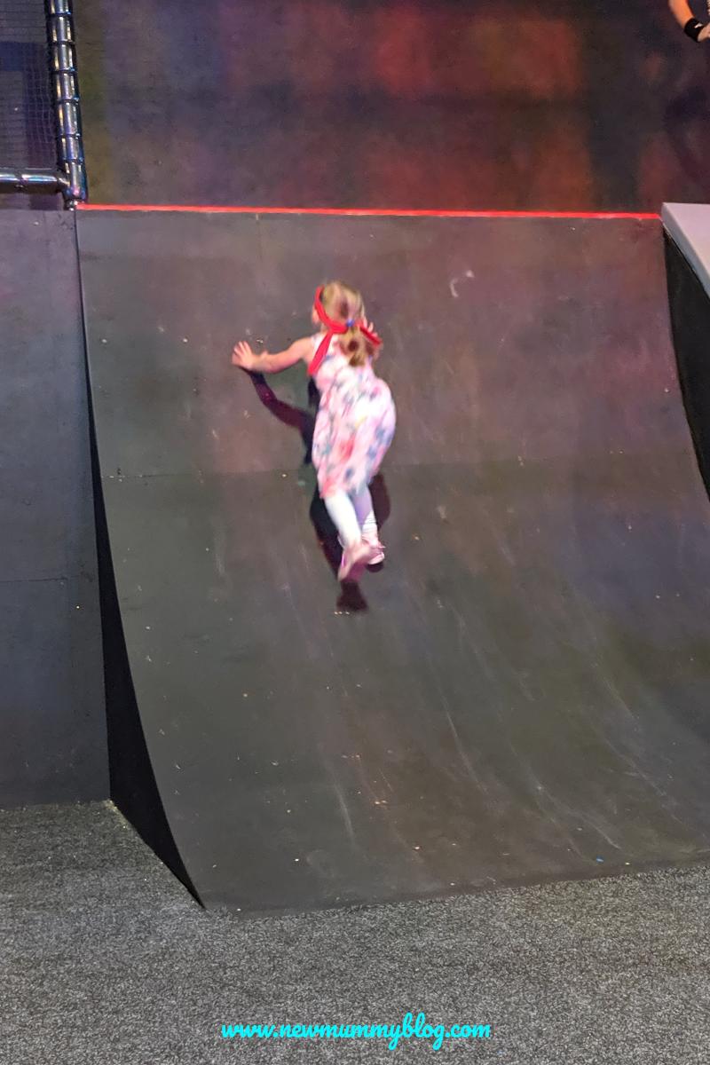 Gloucester Ninja Warrior Adventure park days out with kids