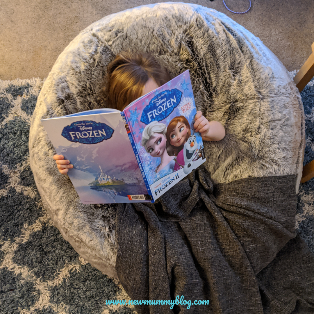 Adult faux fur bean bag - Bean Bag Bazaar