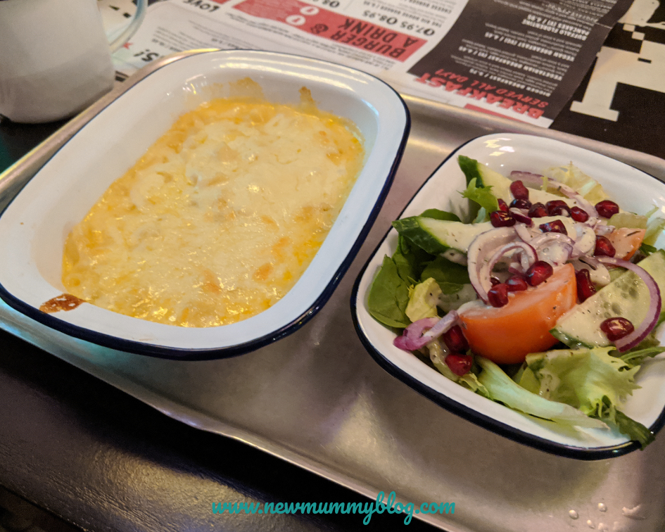 The Miller Cheltenham review - family lunch with games