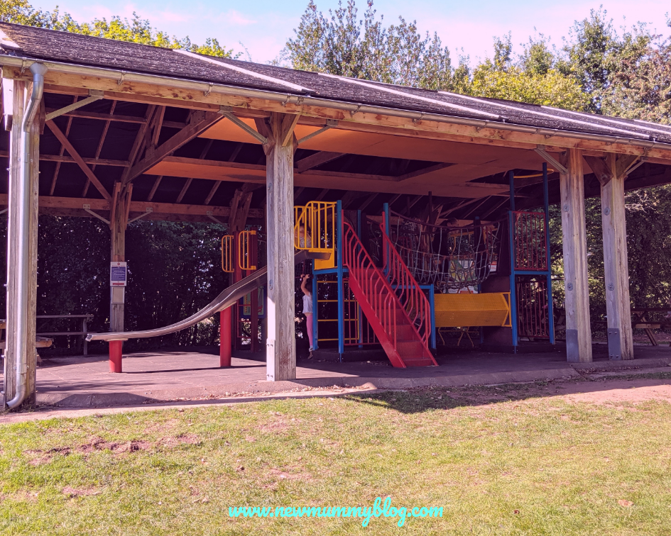 Perrygrove railway play park Forest of Dean