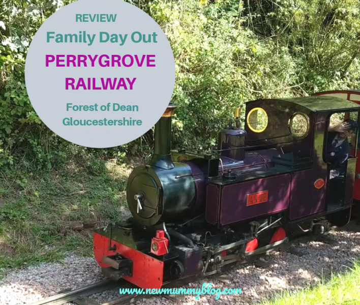 Perrygrove Railway reviews Forest of Dean toddler family