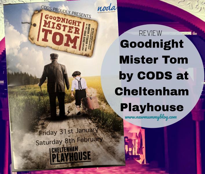 Goodnight Mister Tom, Cheltenham Playhouse by CODS - Cheltenham Operatic and Dramatic Society