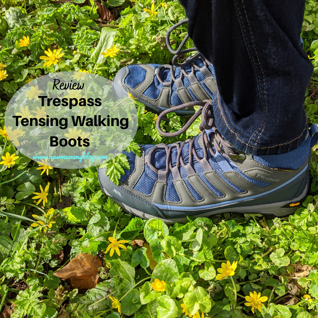 Trespass walking boots review