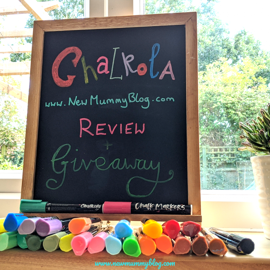 Best chalk pen, Chalkola 30 colours with Chalkola chalkboard