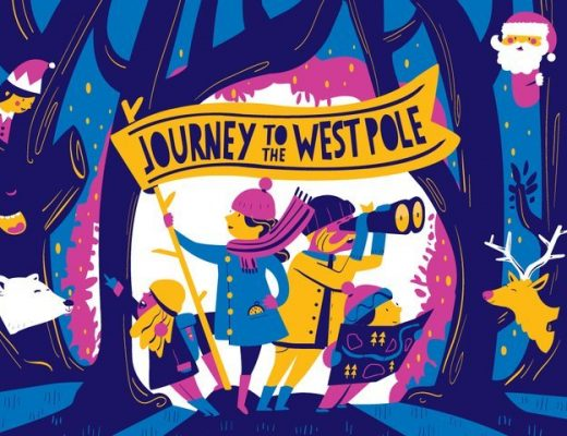 Westonbirt Christmas Enchanted Christmas illuminations event Gloucestershire 2020