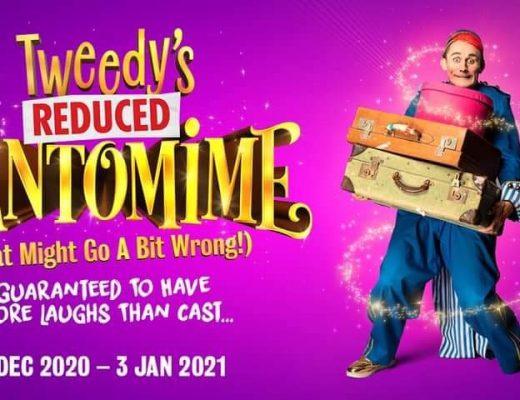 Tweedy's Reduced Pantomine stream online Everyman Theatre Cheltenham 2020